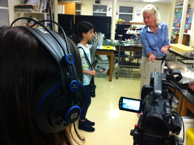 Three students took us behind the scenes at the ACES lab. (Video below)