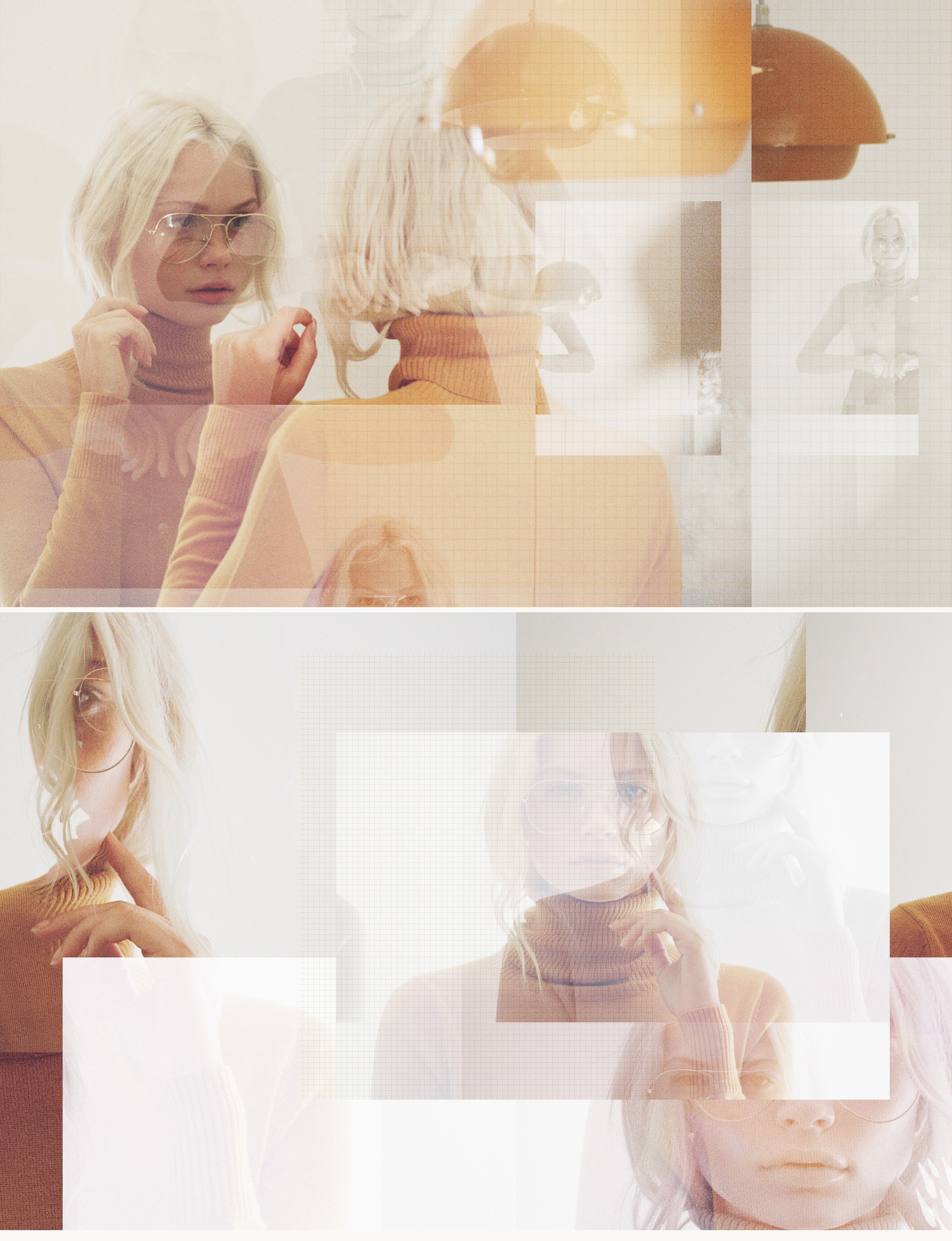 collage of delilah parillo | photos from stoned immaculate