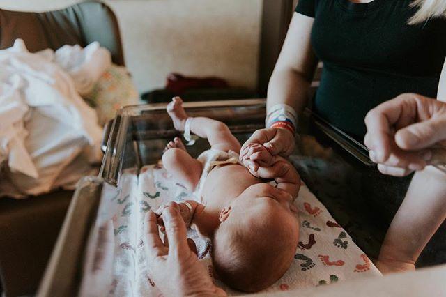 Best moments in life. #newborn #newbornbaby #fresh48 #baby