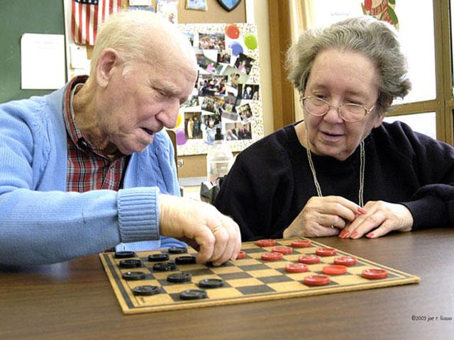 Chautauqua Adult Day Care Clients 2003