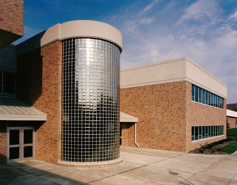 JCC Arts & Science Building, 1996
