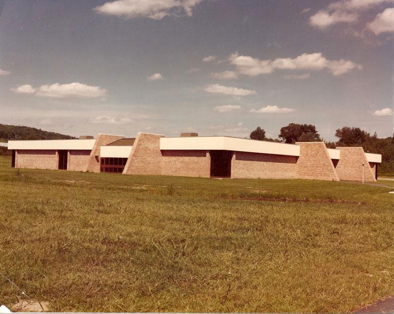 JCC Forum Building, 1977