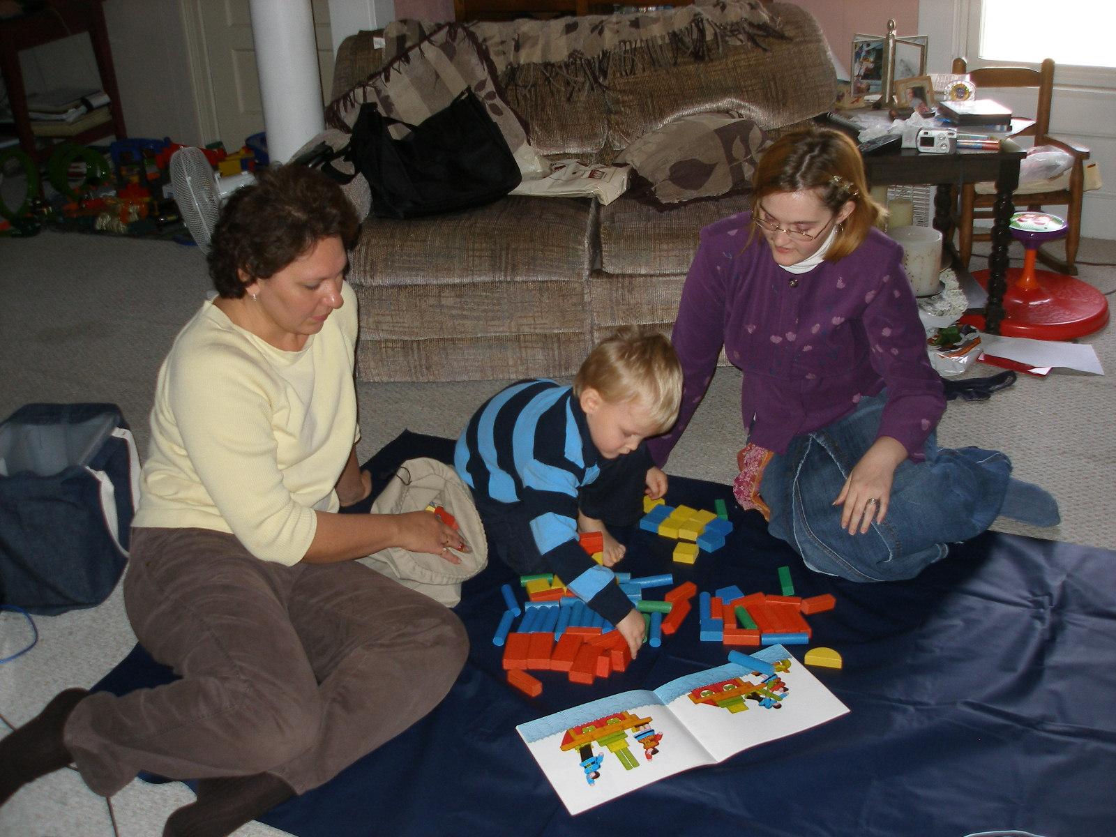 Parents as Teachers home visitation