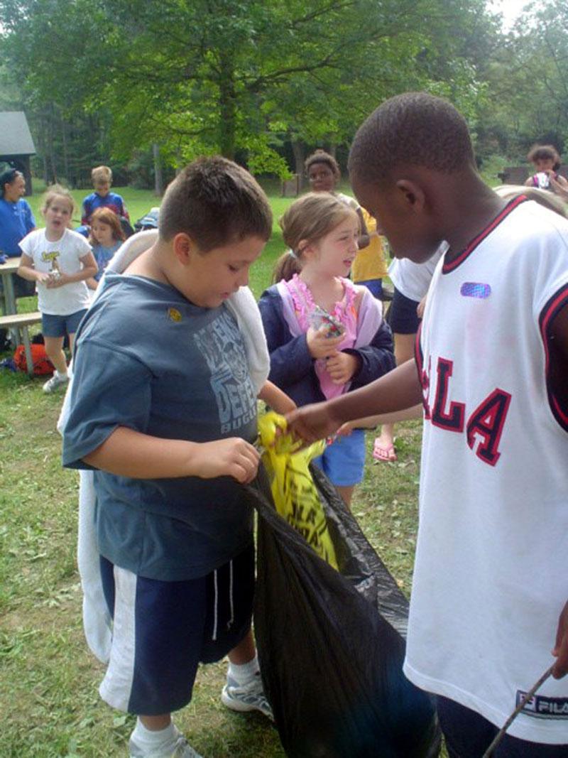 YMCA Community Service Day, 2004