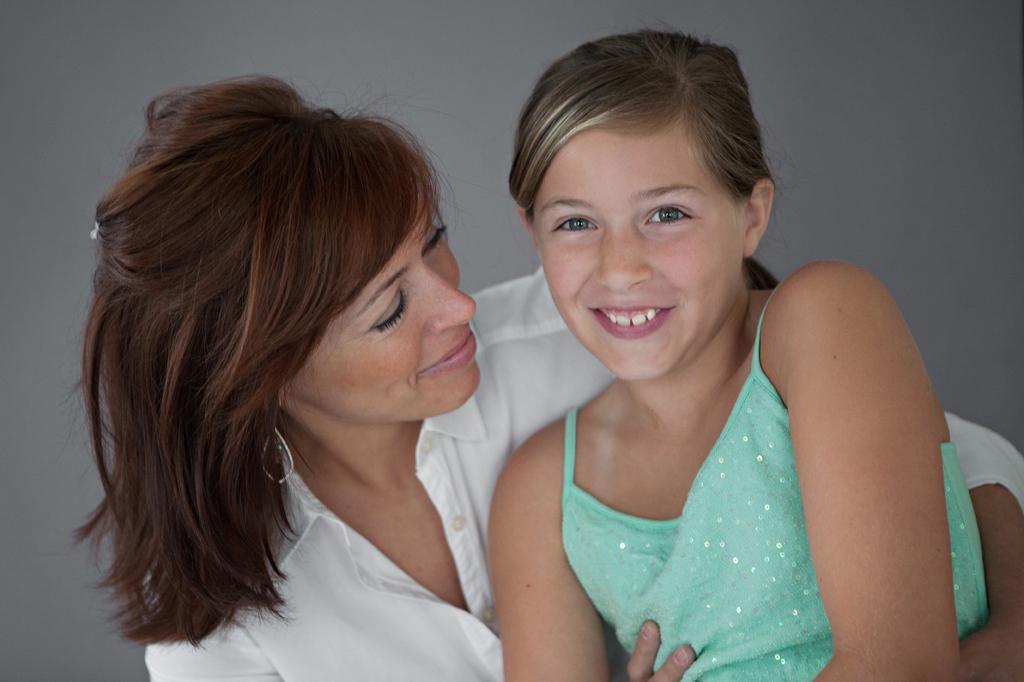 mother and daughter photo shoot Leesburg VA