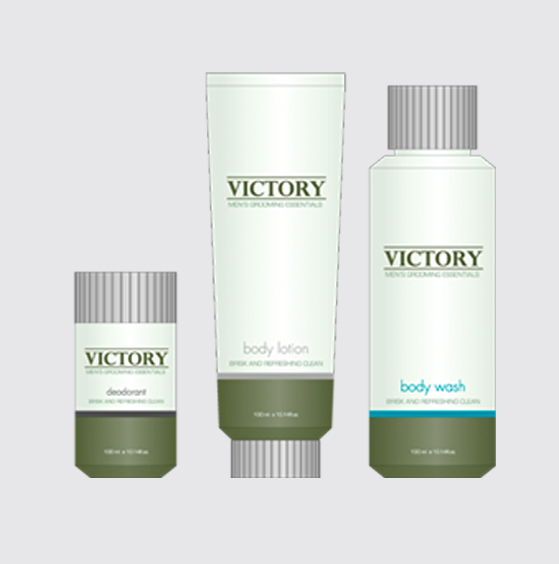 CECI THOMPSON VICTORY PACKAGING
