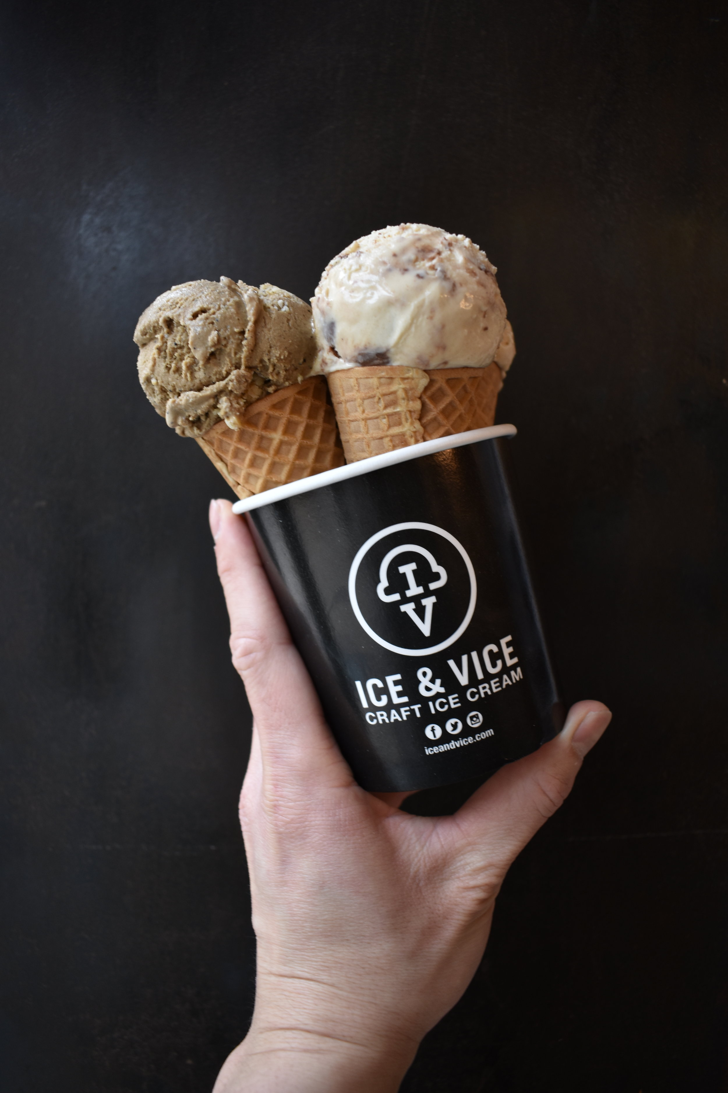NYC best ice cream and desserts for corporate, birthdays, and weddings catering in New York City