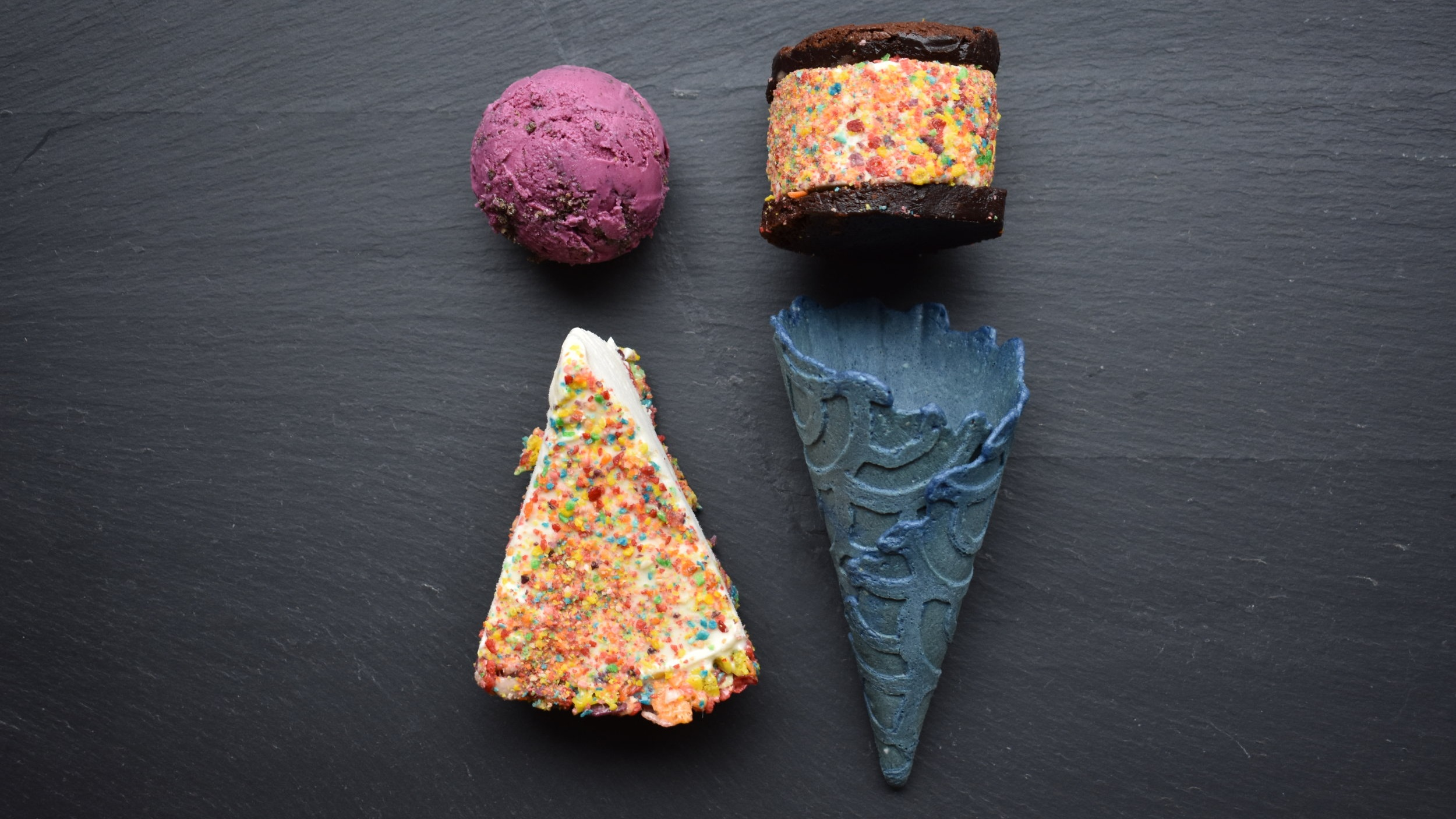 NYC best ice cream frozen dessert shops