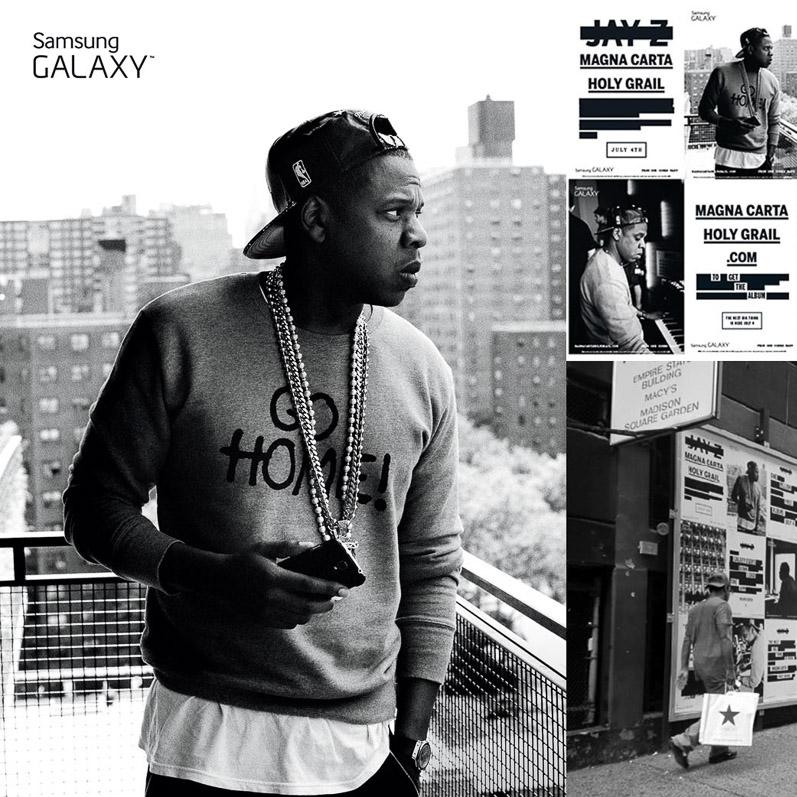 Samsung - Jay-z/Galaxy