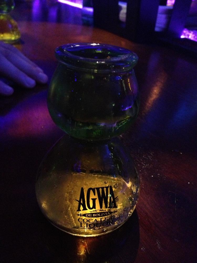 The Agwa Bomb