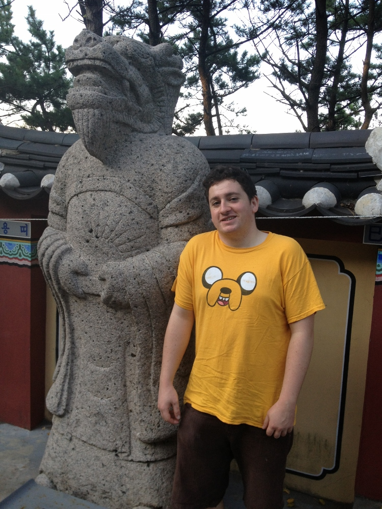 Me and my dragon deity (I'm year of the dragon)