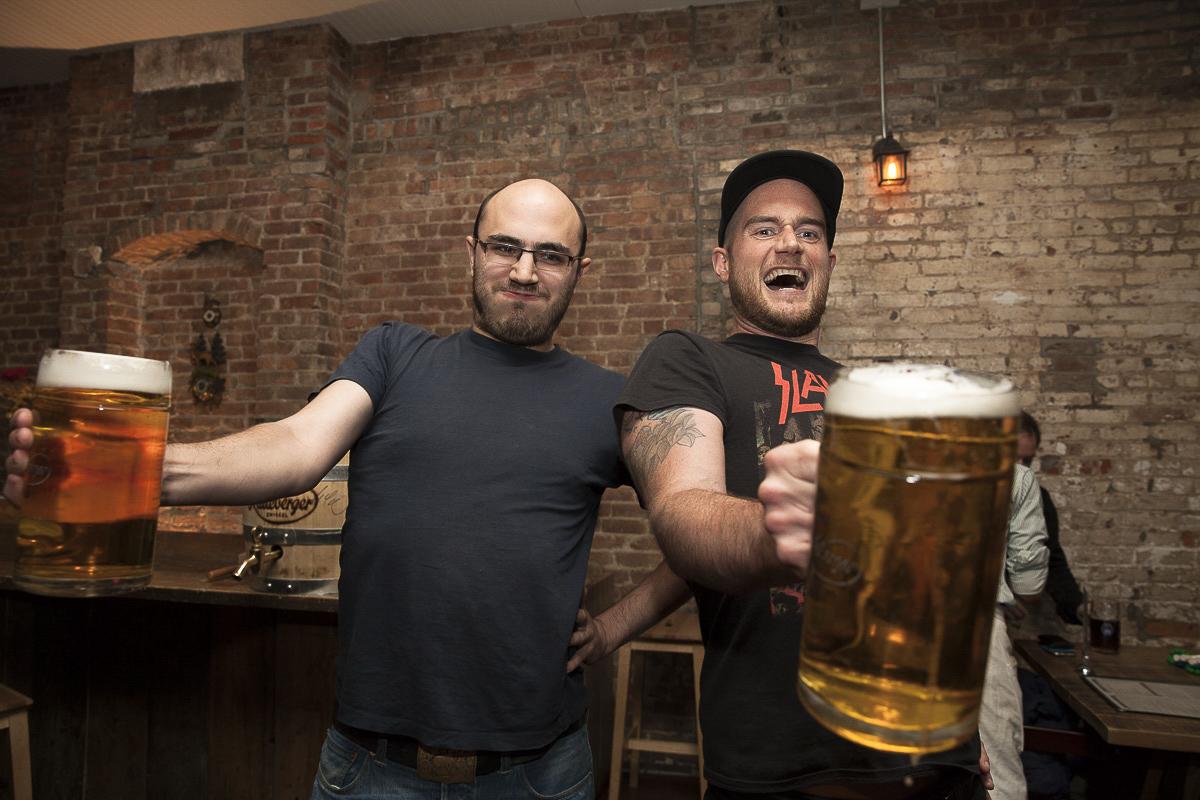 Raderberger Beer