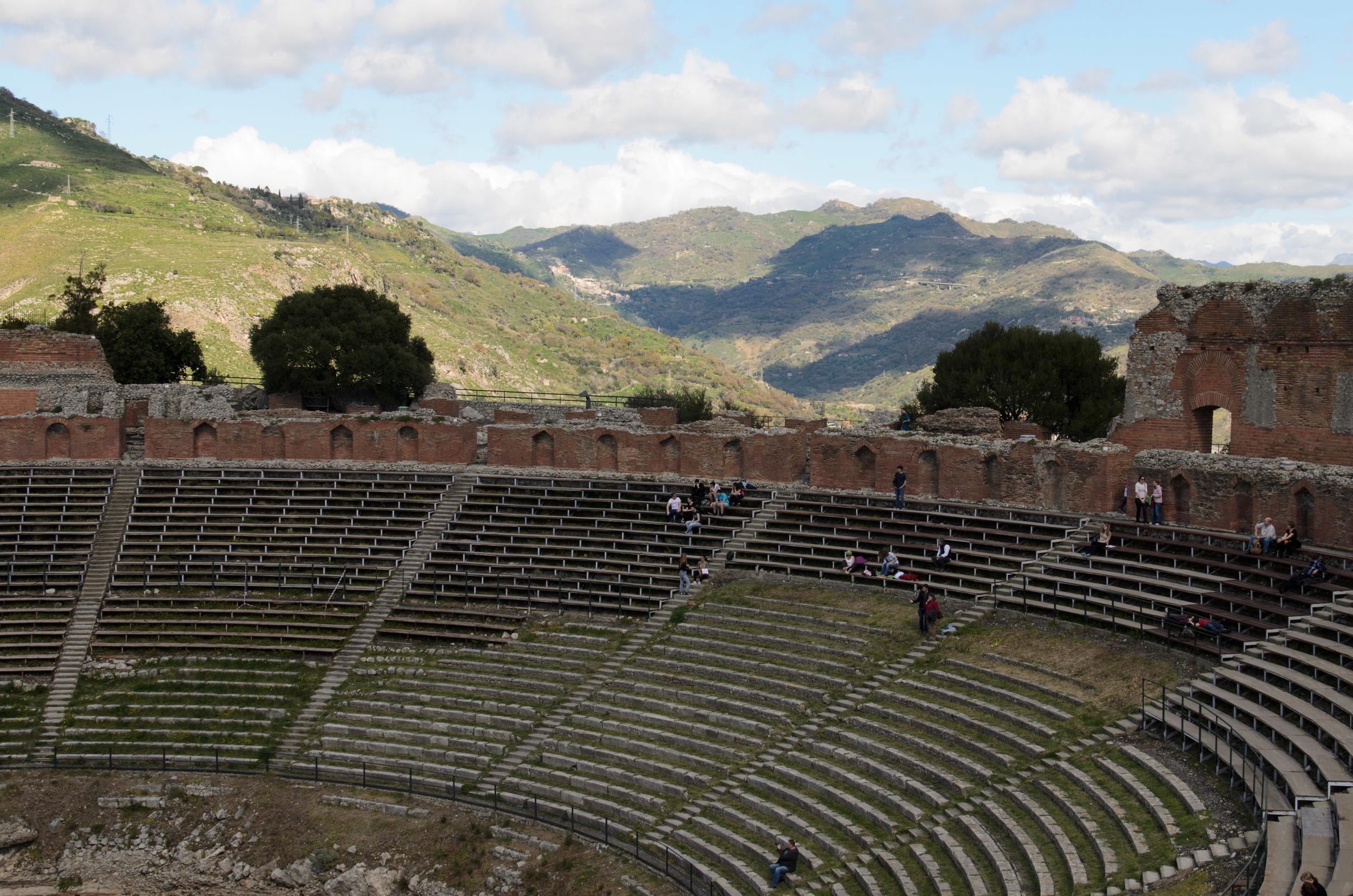 Theater at Taormina
