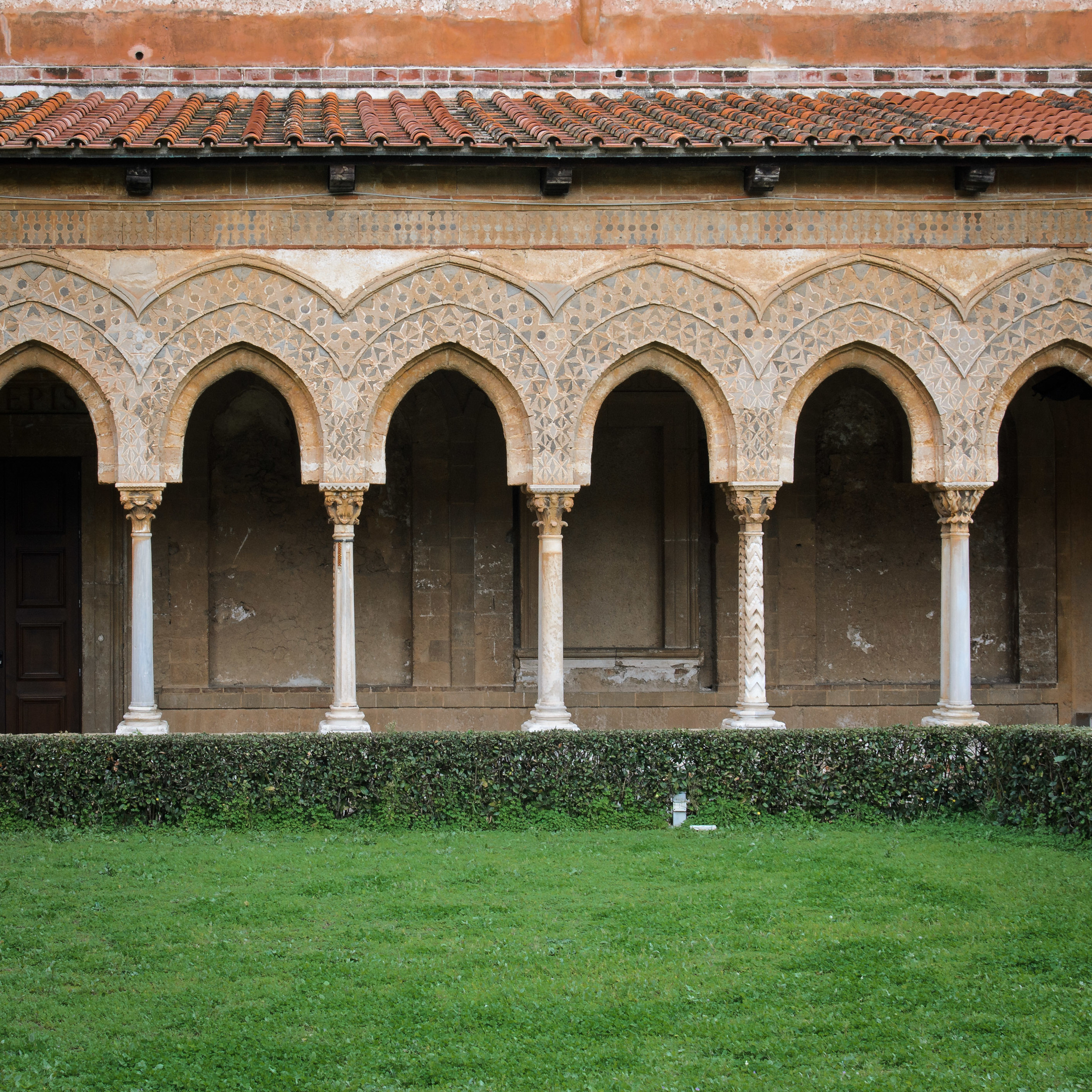 The Cloisters of said cathedral