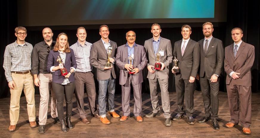 2015 Cleantech Open National Winners