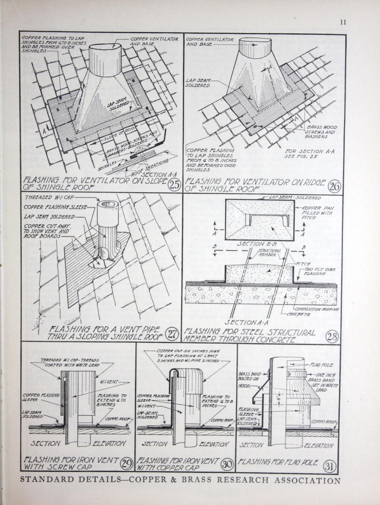 Copper Flashings - Copper And Brass Research Association - Page 11.jpg