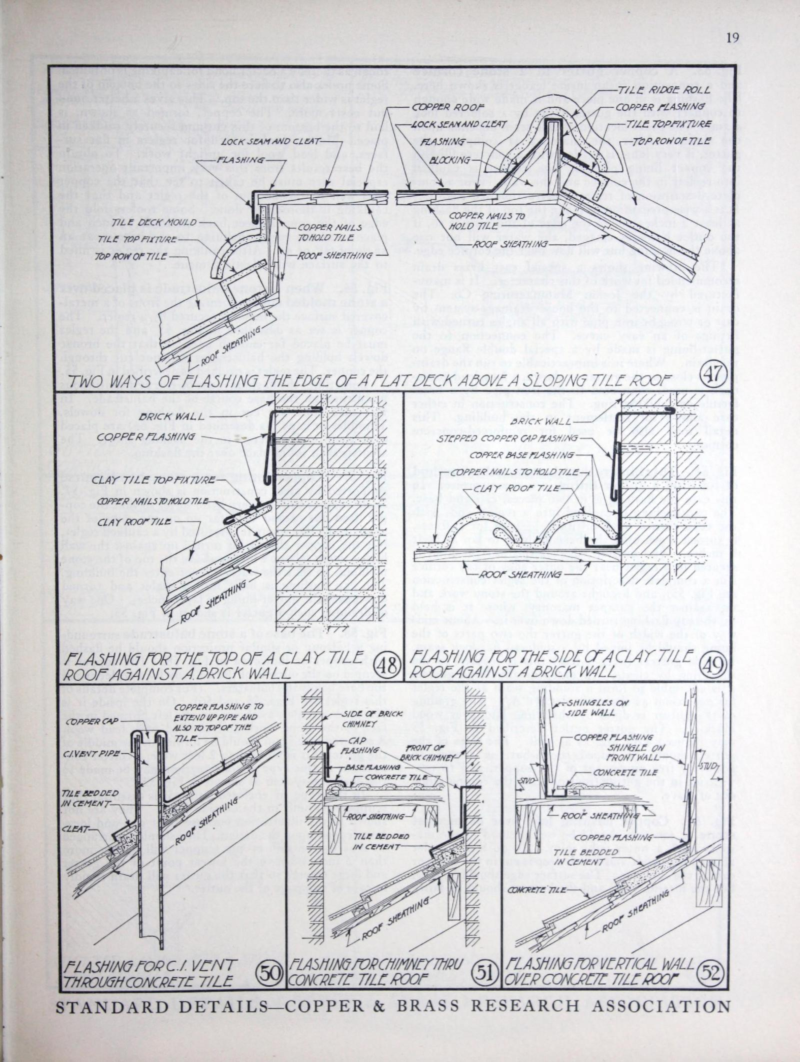 Copper Flashings - Copper And Brass Research Association - Page 19.jpg