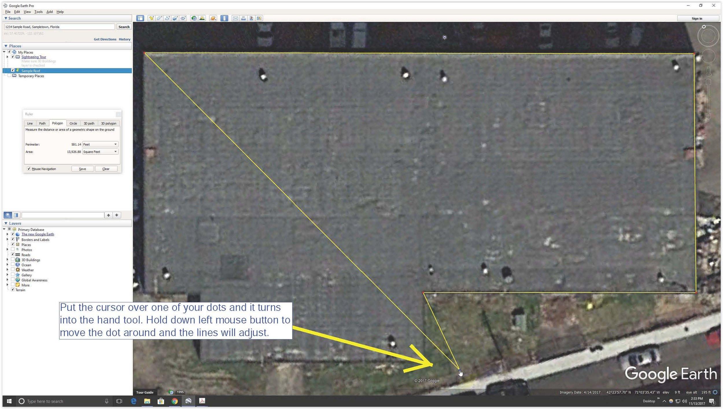 Screen Shot Google Earth Move a Corner Dot.jpg