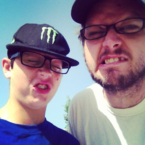 A Letter to My Now 12 Year Old Son