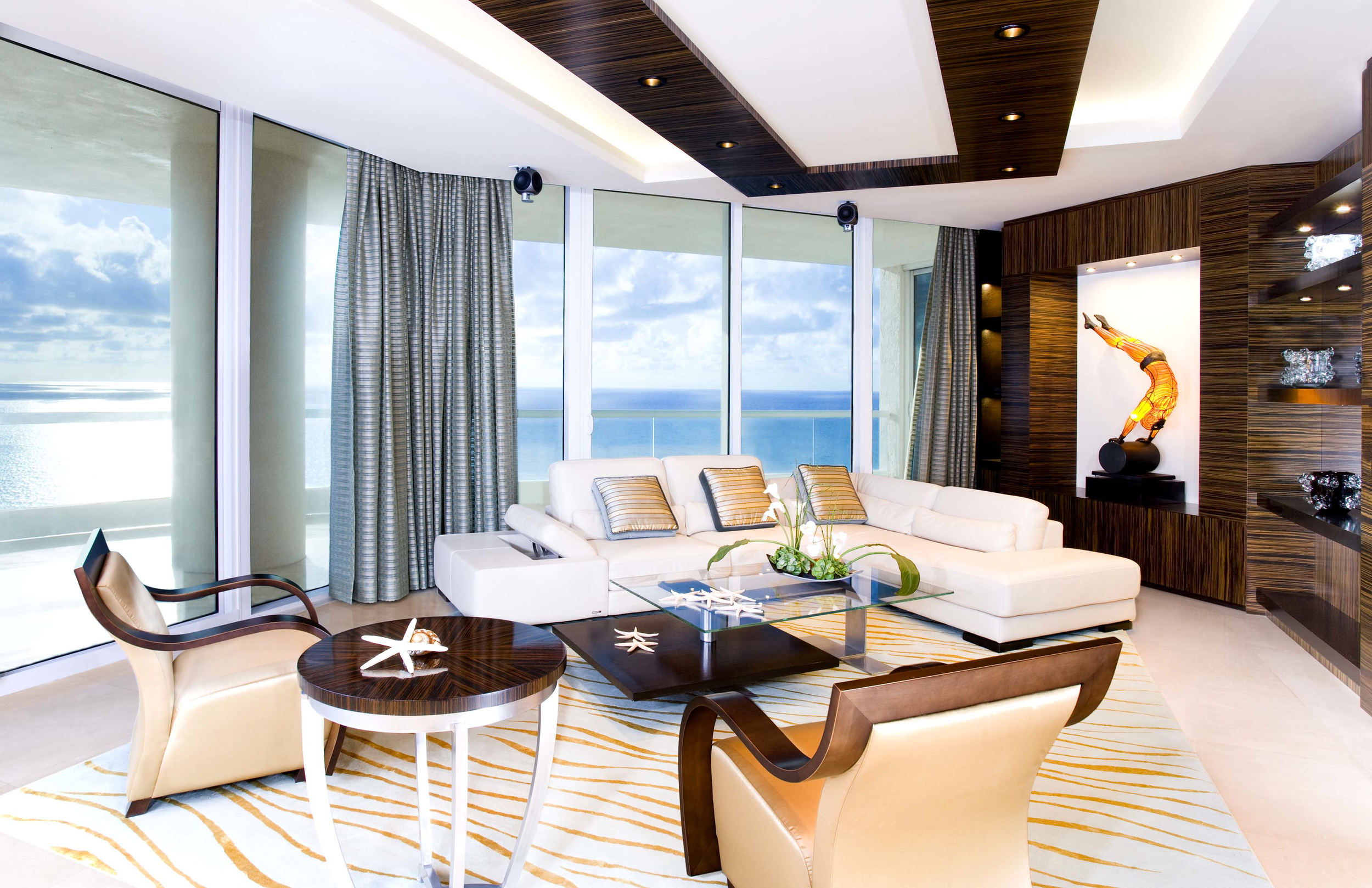 Interiors + Yacht + Real Estate