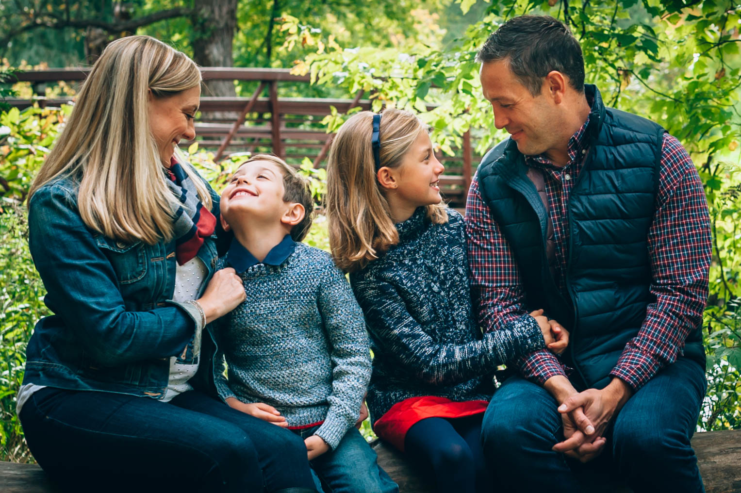 family session, burlington family photographer, fall session, Lowville Park, burlington, Photographer