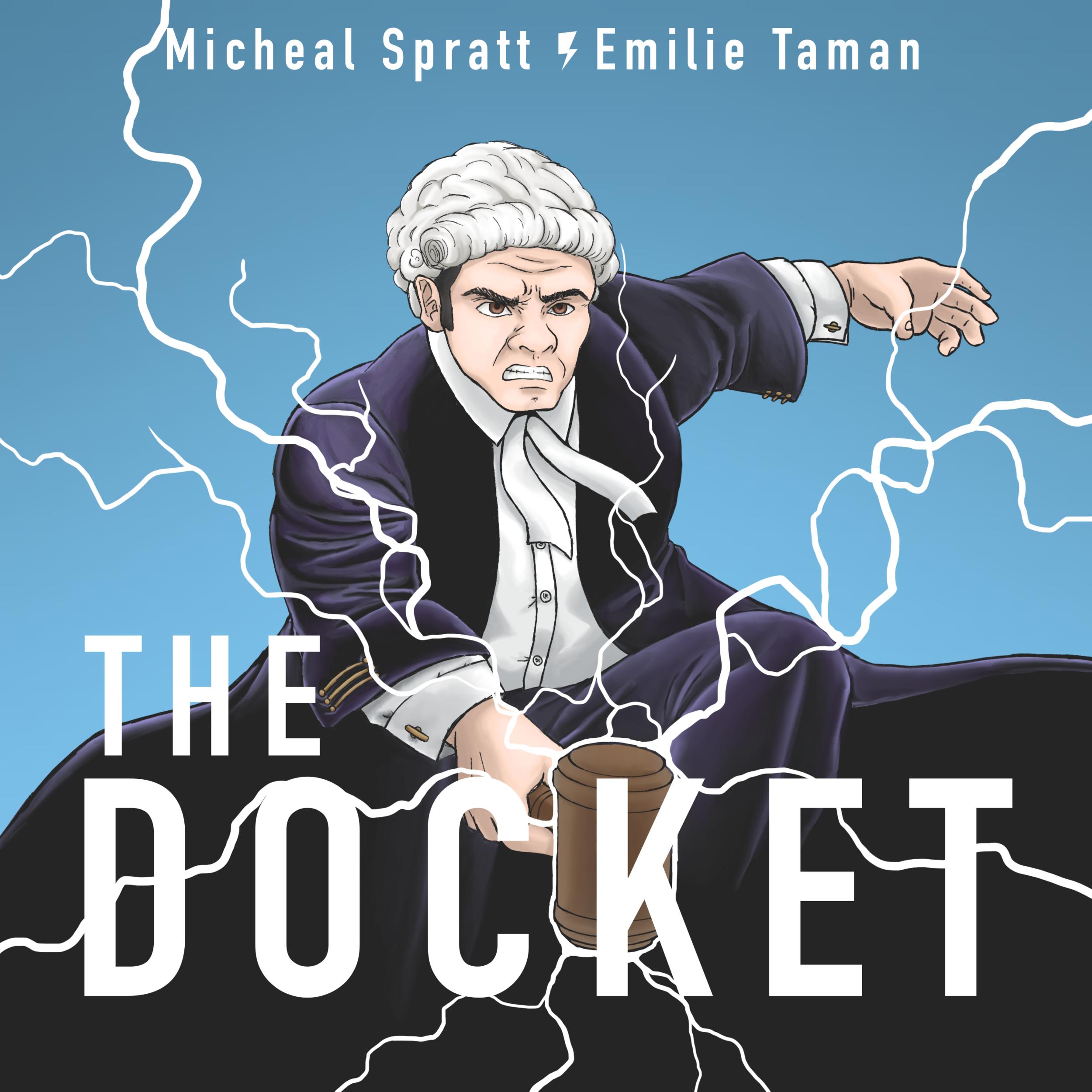 The Docket Podcast — Michael Spratt