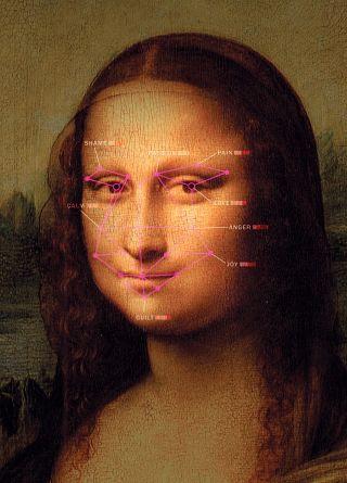 Escanenado tu rosto, una computadora puede decodificar tus reacciones no verbales ante una película, un debate político e incluso a una llamada en video de una amiga(o). Ilustración BRYAN CHRISTI. Foto tomada de The New Yorker ( aquí )