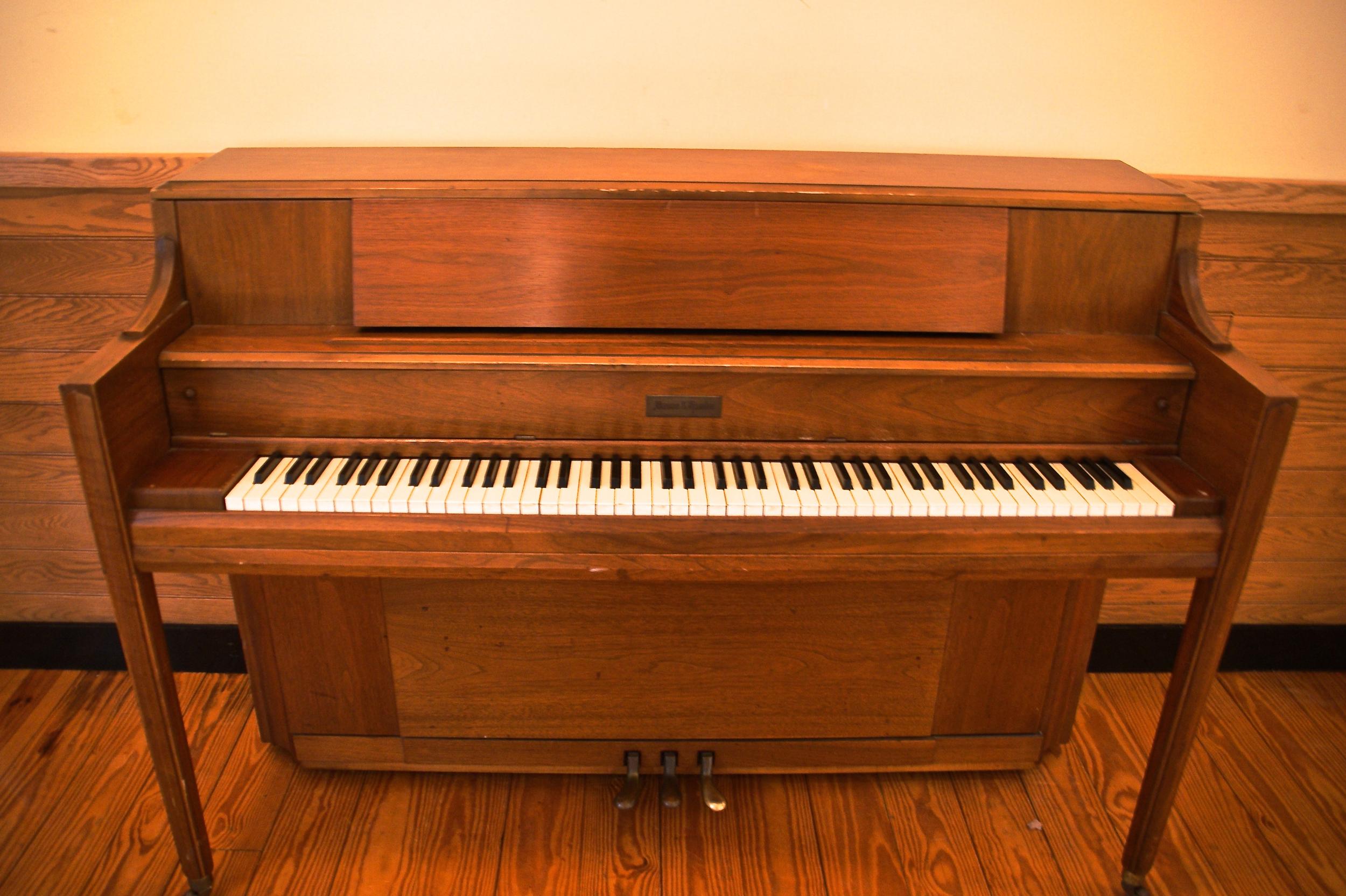 Warm Up Piano