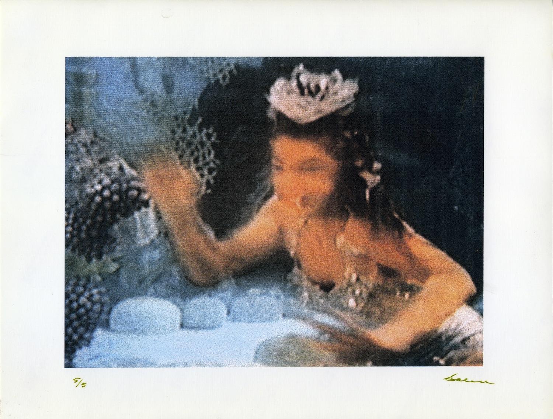 JOCELYN BELCOURT SALEM  Untitled  from the Esther Series, 2000 Inkjet print