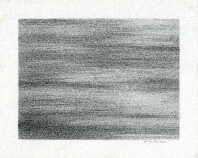 MARIE DE SOUSA  Untitled , 2000 Graphite on paper