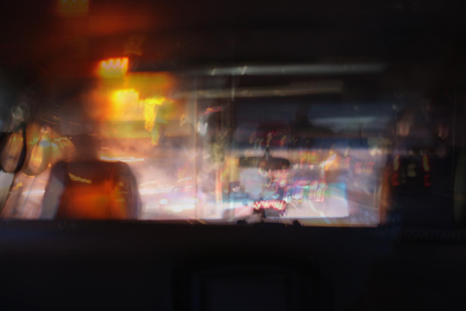 COLIN CARNEY  Gone , 2012 Archival digital print, 45x30 inches.