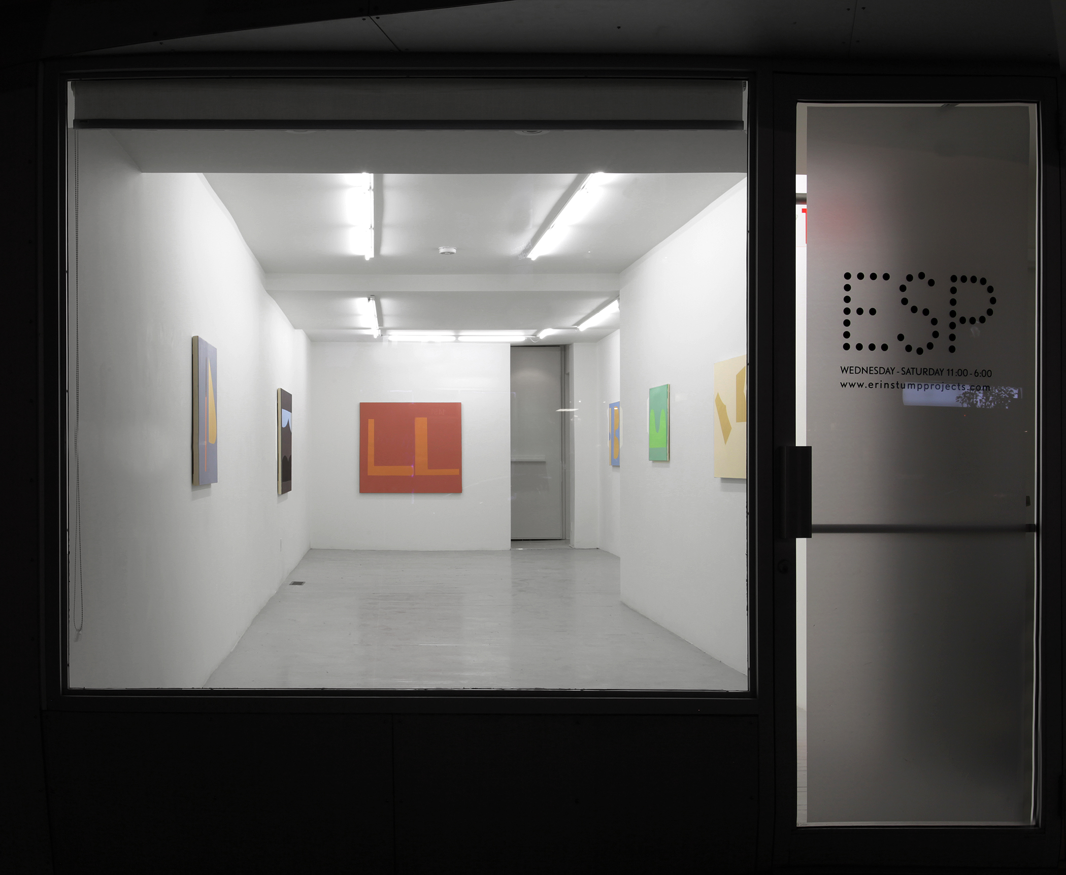 Erin Stump Projects. 1450 Dundas St W Toronto ON M6J 1Y6 CANADA. 647 345 6163 info@erinstumpprojects.com. Wed–Sat 11–6pm.