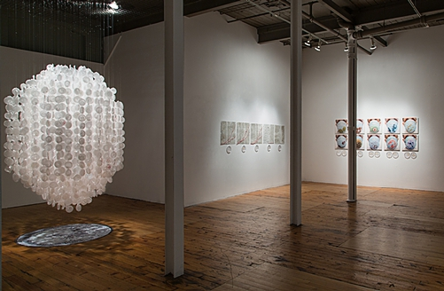 Shiverl, 2015 installation