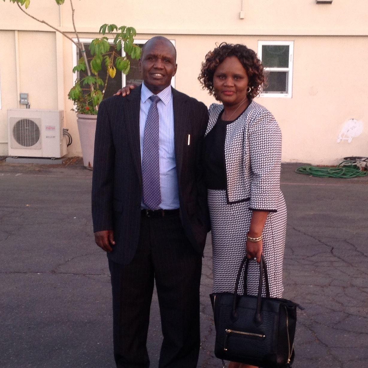 Lead Pastor: Dr. Johnes Makau