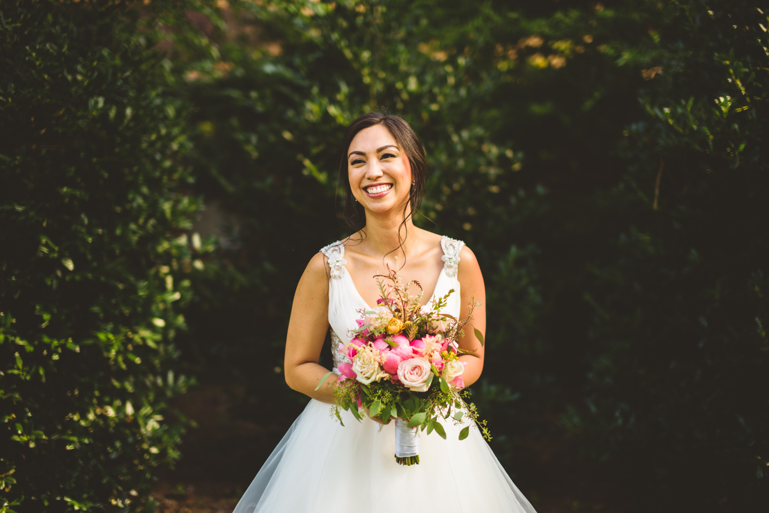 029 virginia bride laughing - Richmond Wedding Photographer nathan mitchell photography.jpg