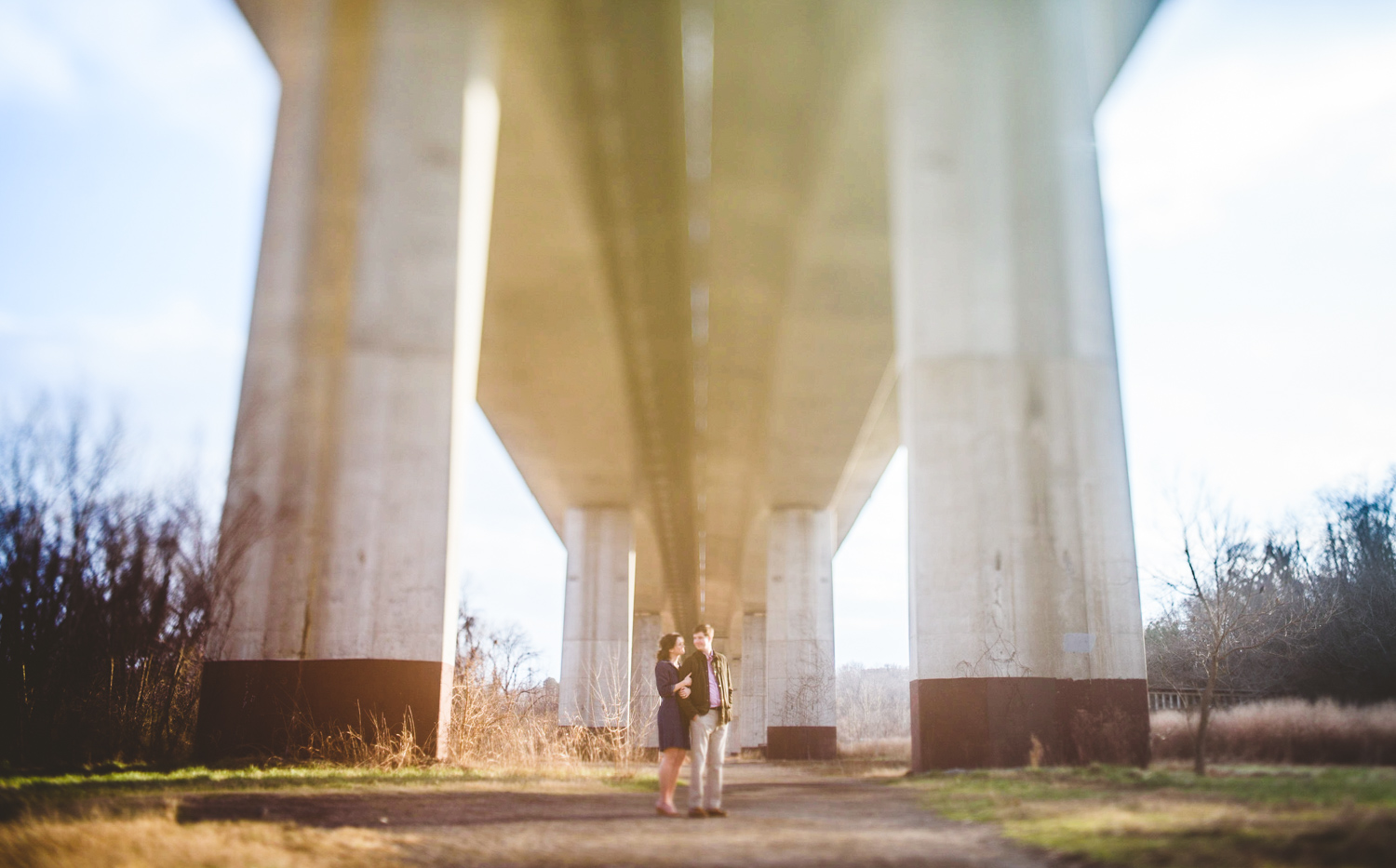 002 - Belvedere Bridge freelens richmond engagement photographer nathan mitchell photography.jpg