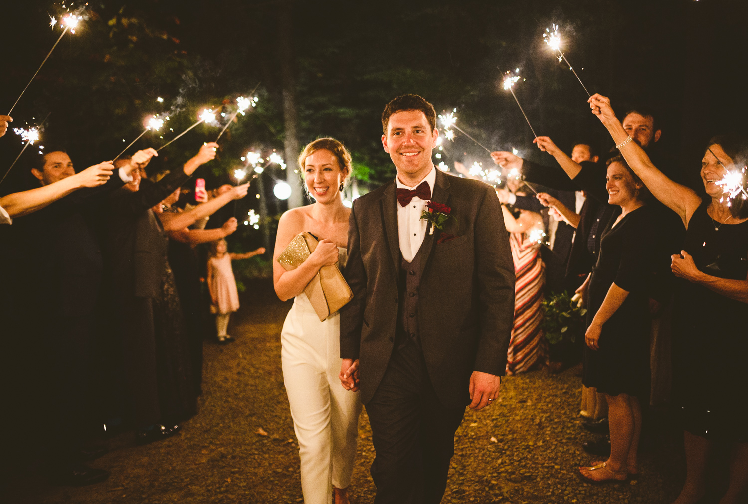 017 - sparkler exit in virginia wedding montfair resort farm nathan mitchell photography.jpg