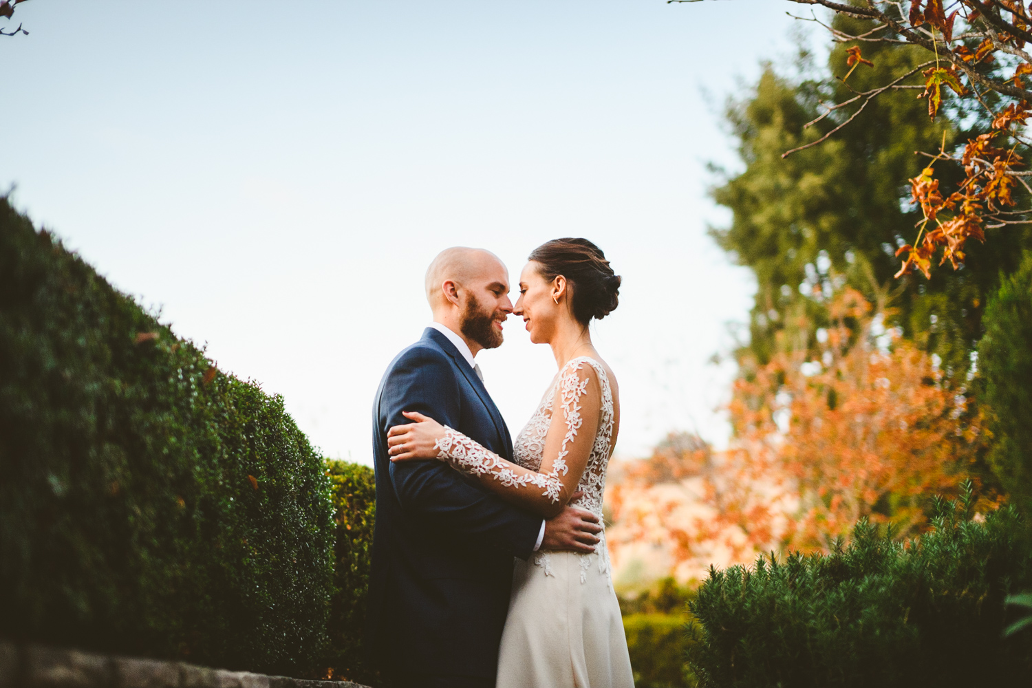 029 - bride and groom embracing for a portrait.jpg