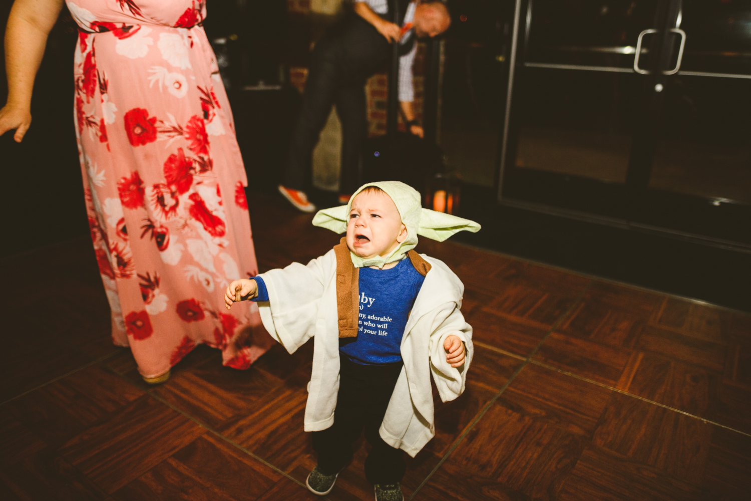 040 - kid with yoda costume cries on the dancefloor.jpg