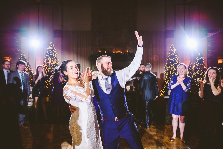 051 - bride and groom wave goodbye to guests.jpg