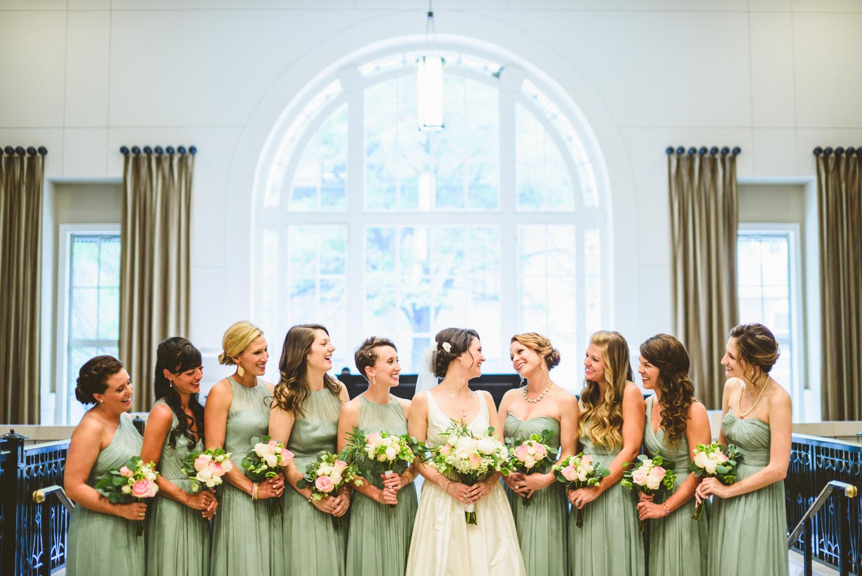 013 - bridesmaids in the lobby of hotel john marshall.jpg
