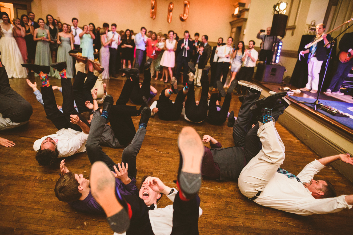 028 - special dancing groom going crazy with funny socks.jpg