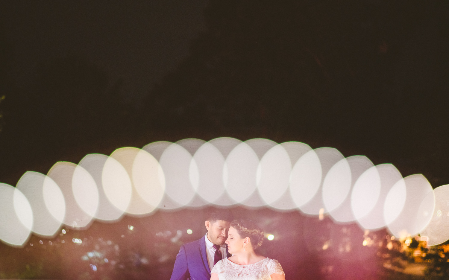 024 - beautiful night wedding portrait with out of focus lights washington dc wedding photographer.jpg