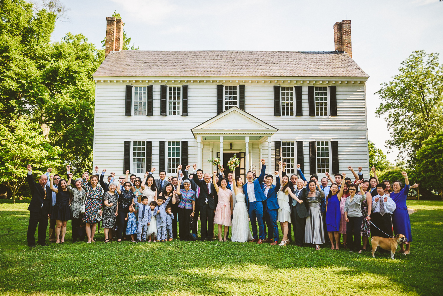 039 - whole wedding family portrait virginia wedding.jpg