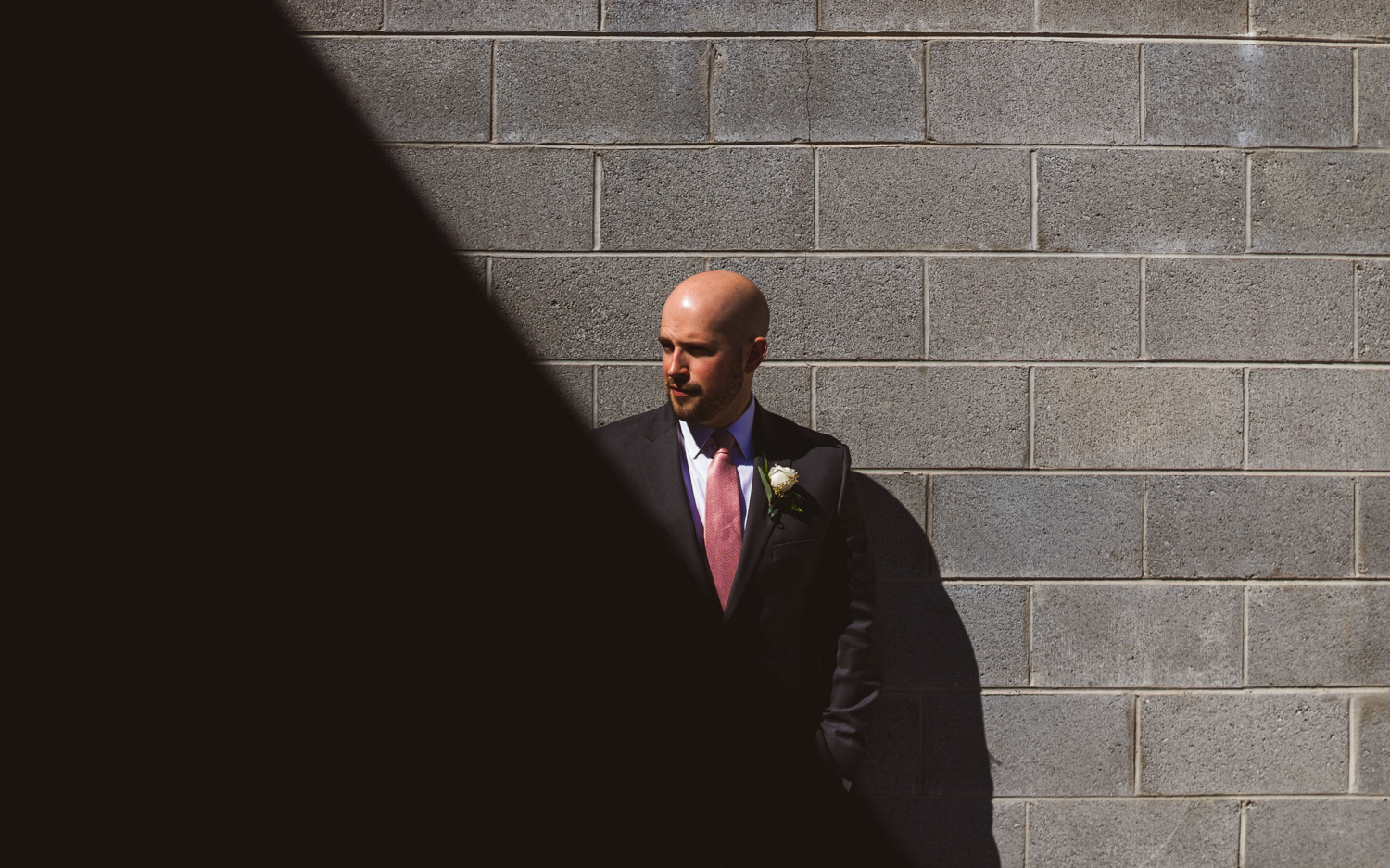 008 - portrait of groom richmond wedding photographer nathan mitchell.jpg