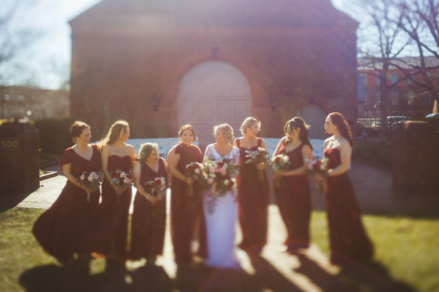 020 - bridesmaids tilt shift photography.jpg