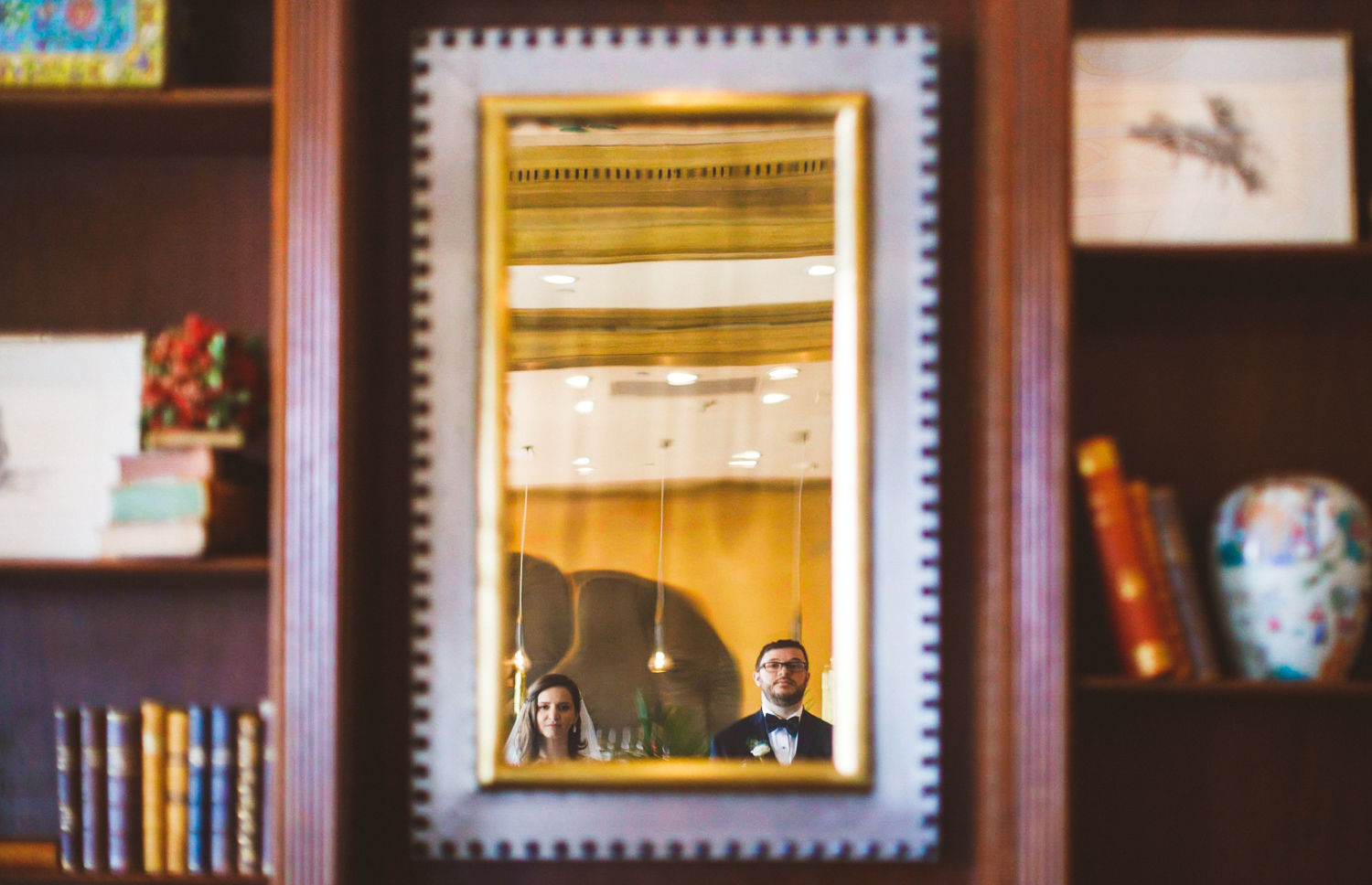 018 - bride and groom amazing portrait in mirror.jpg