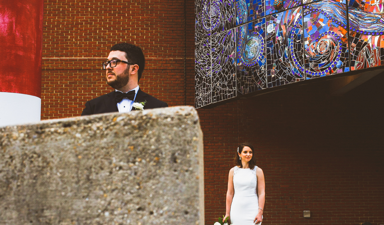 032 - beautiful creative wedding portrait at the american visionary arts museum in baltimore maryland.jpg