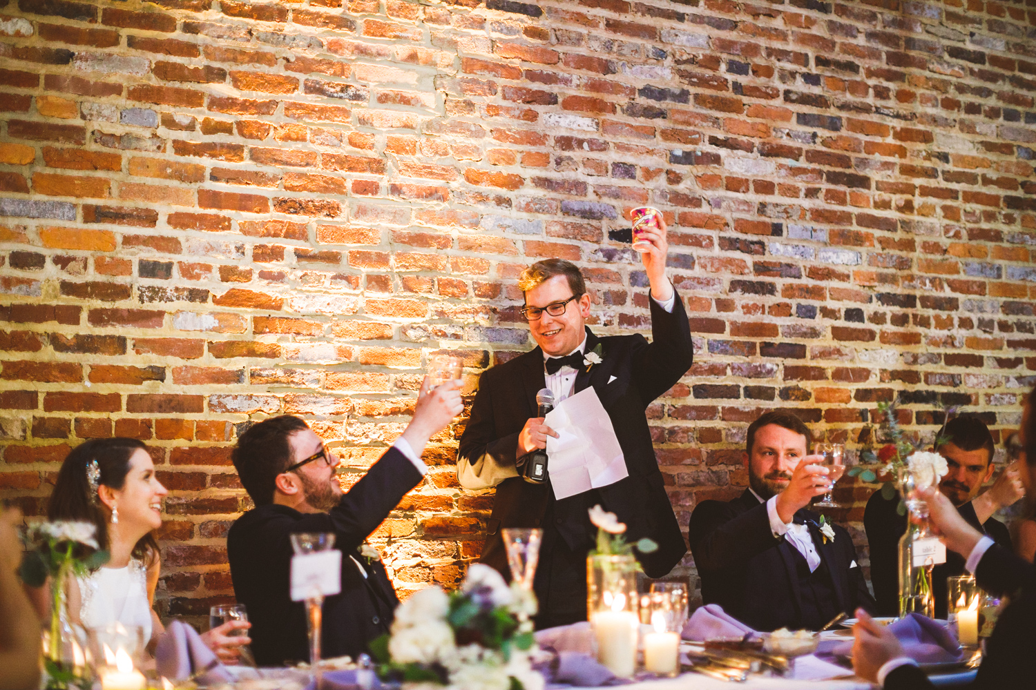 045 - best man toasts the groom at the american visionary arts museum.jpg