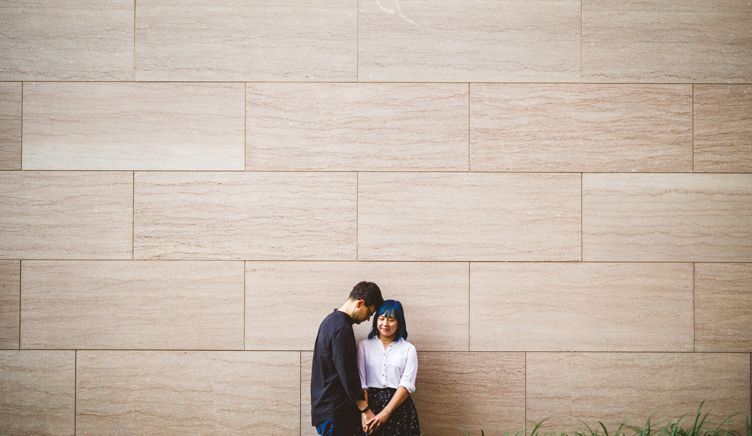 014 - beautiful engagement session outside the national gallery of art east building.jpg